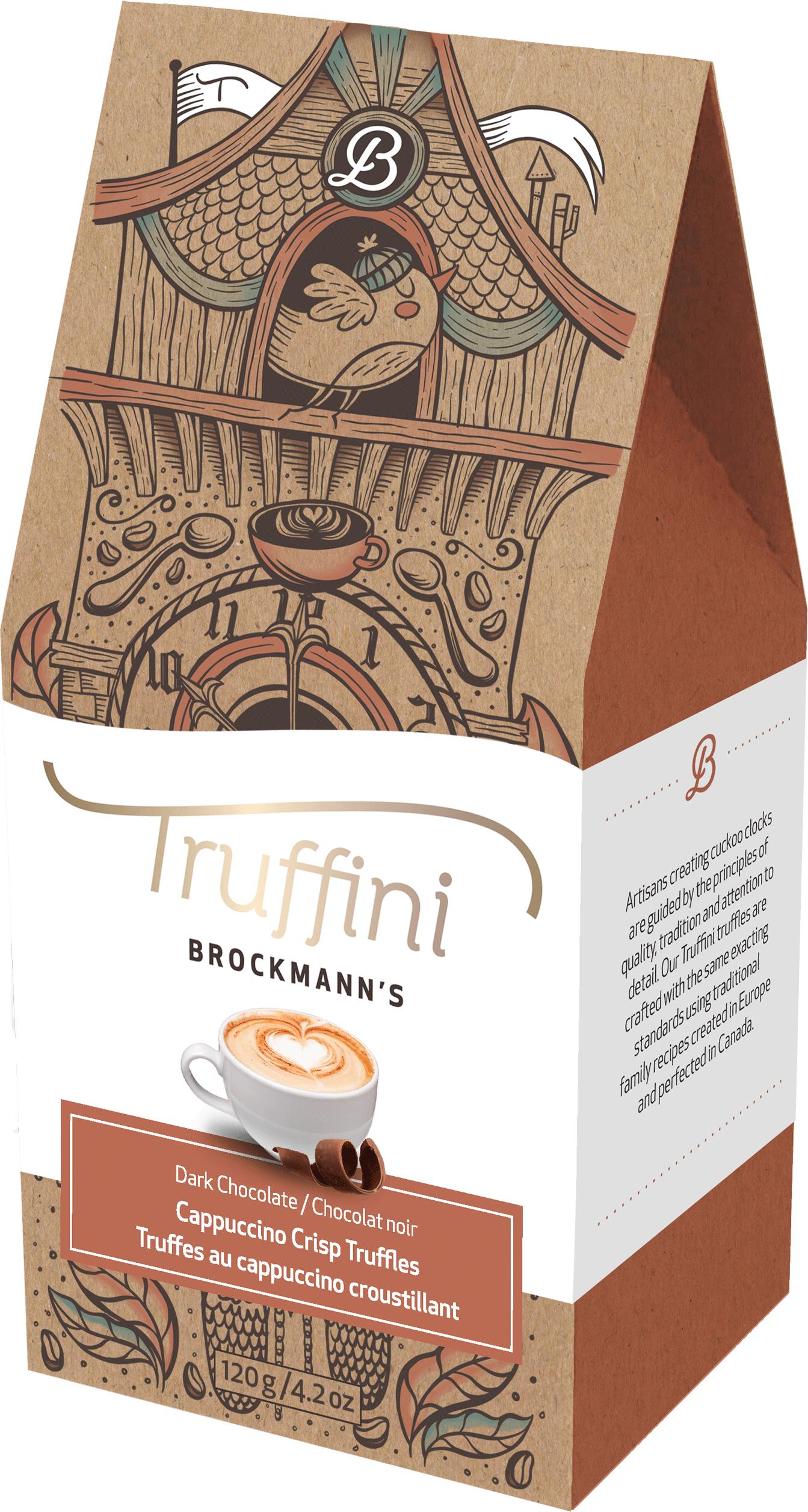 Cappuccino Crisp Gable Box
